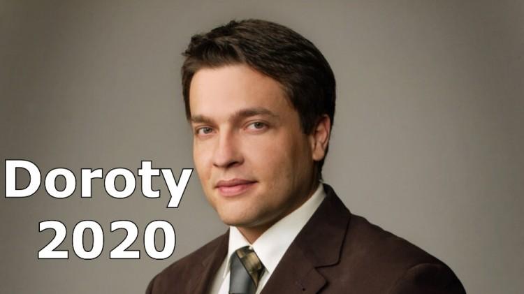 """Robert Kudelski gwiazdą tegorocznej gali nagród """"Doroty""""."""