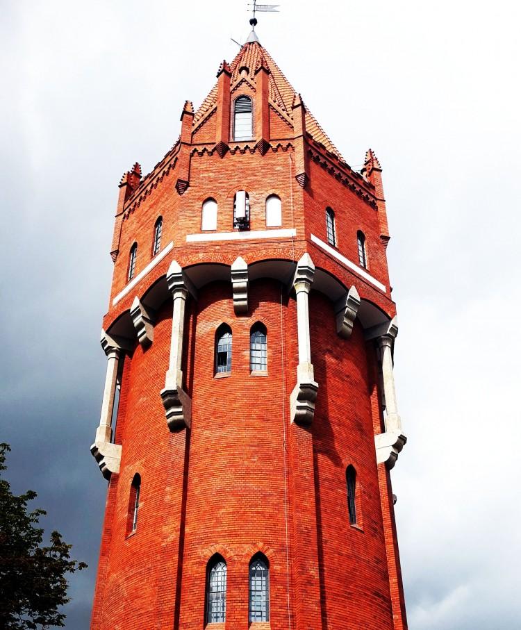 Wykorzystanie Wieży Ciśnień
