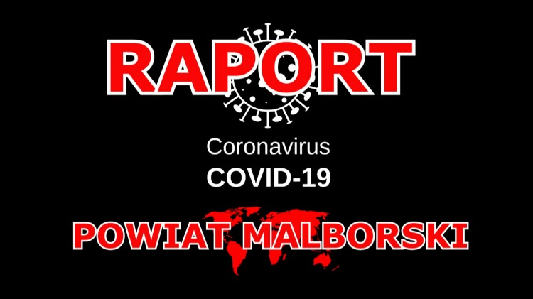 Koronawirus. Raport dotyczący powiatu malborskiego z dnia 8 kwietnia 2020 r.