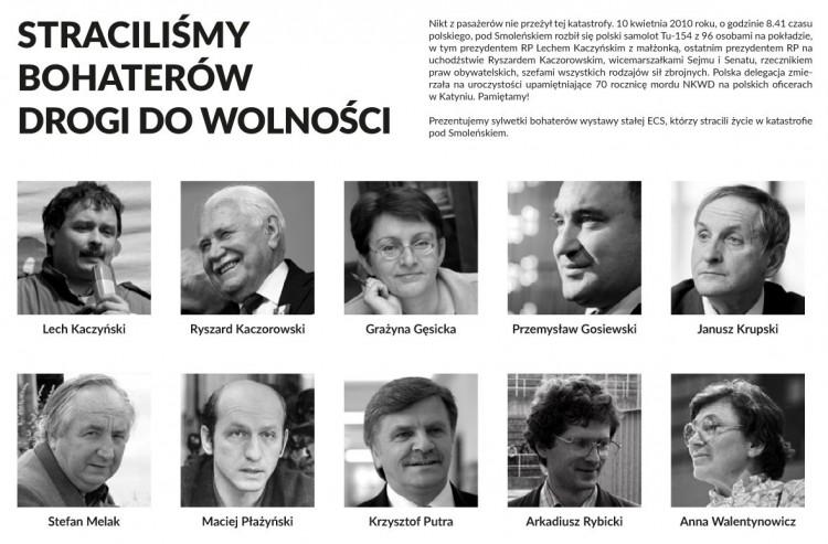 Zdarzyło się 10 lat temu - Europejskie Centrum Solidarności w Gdańsku zaprasza na wirtualną wystawę.