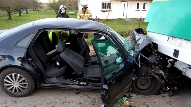 Kierowcy na podwójnym gazie – weekendowy raport malborskich służb mundurowych.