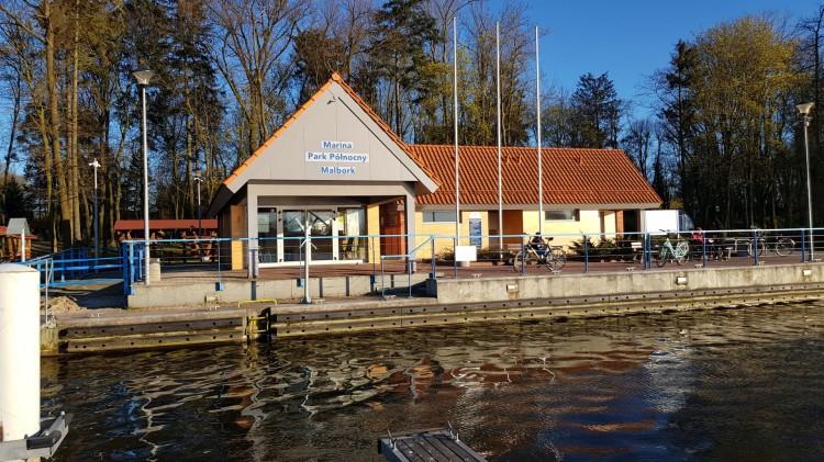 Kiedy w końcu ruszy rozbudowa przystani żeglarskiej w Malborku?