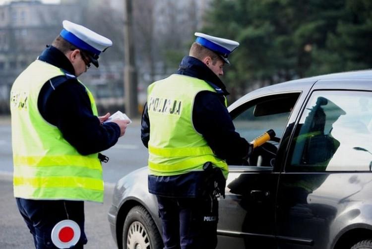 """Uwaga kierowcy! Dzisiaj działania policyjne """"Trzeźwość""""."""