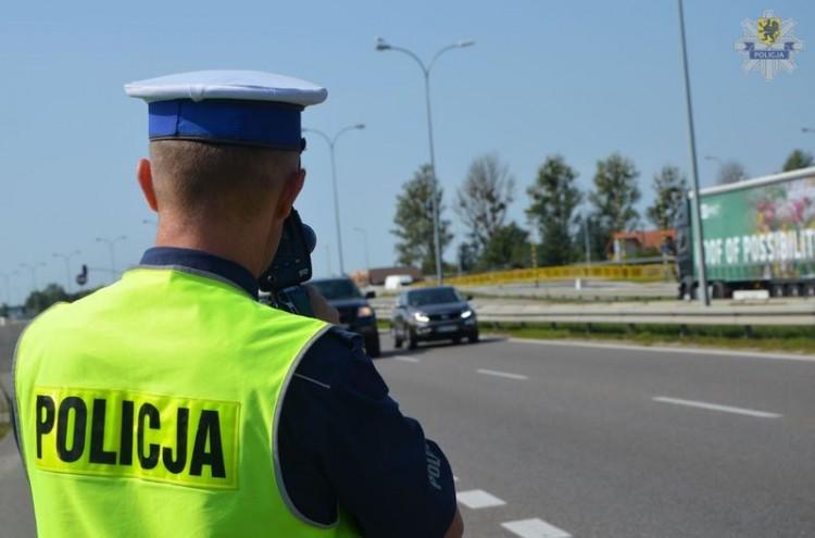 W czwartek noga z gazu. Policjanci sprawdzą prędkość malborskich kierowców.