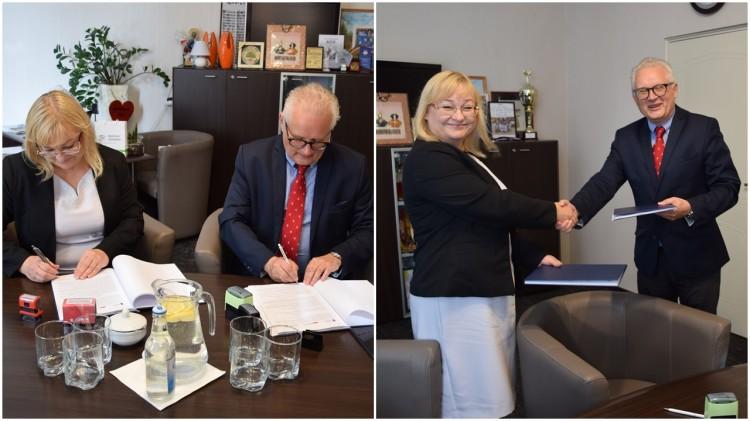 Po Malborku będą jeździły autobusy elektryczne. Podpisano w końcu umowę na ich zakup.