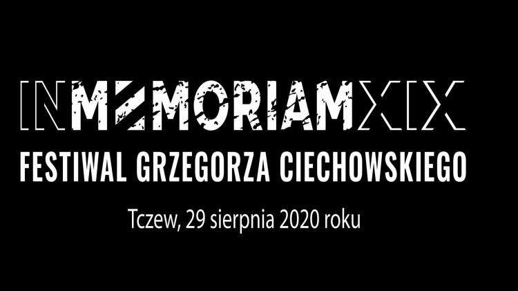 IN MEMORIAM XIX Festiwal Grzegorza Ciechowskiego w Tczewie.