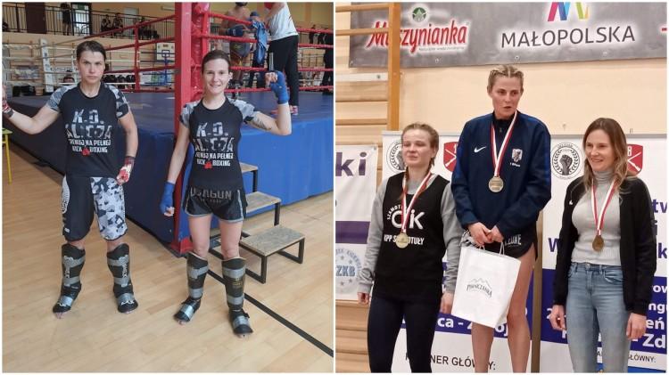 Dwa brązowe medale dla 7. PBOT na Mistrzostwach Polski Wojska Polskiego i Służb Mundurowych w Kickboxingu.