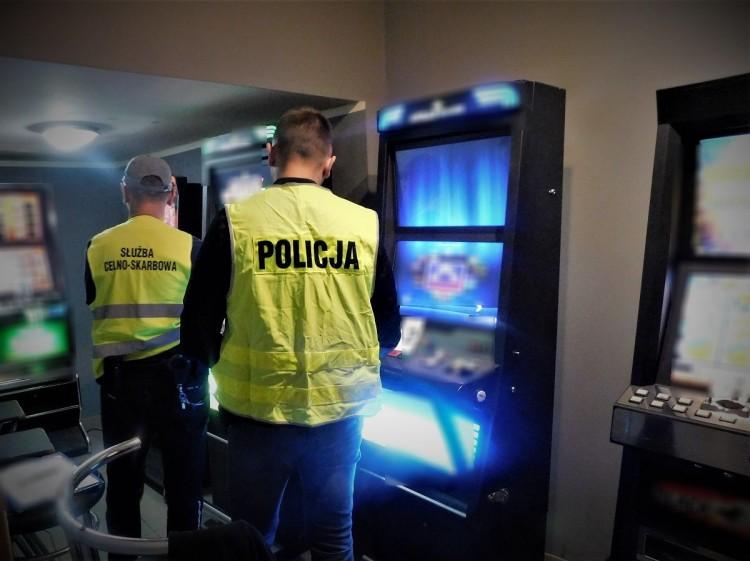 Pod lupą policjantów właściciele pseudo kasyn.