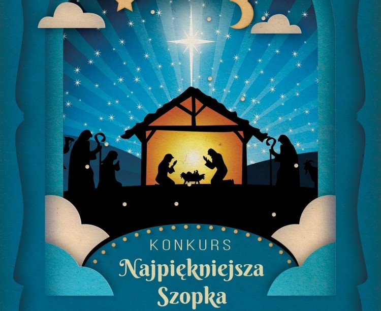 Gmina Nowy Staw. Skonstruuj szopkę bożonarodzeniową i weź udział w konkursie.