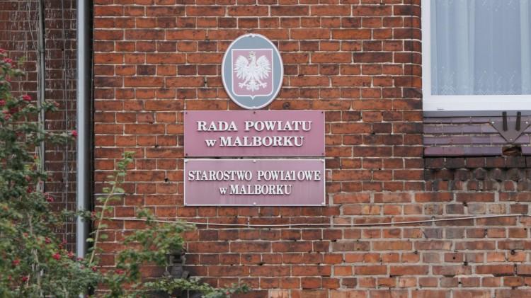 Zarząd Powiatu Malborskiego ogłasza otwarty konkurs ofert na realizację zadań publicznych w2021 r.