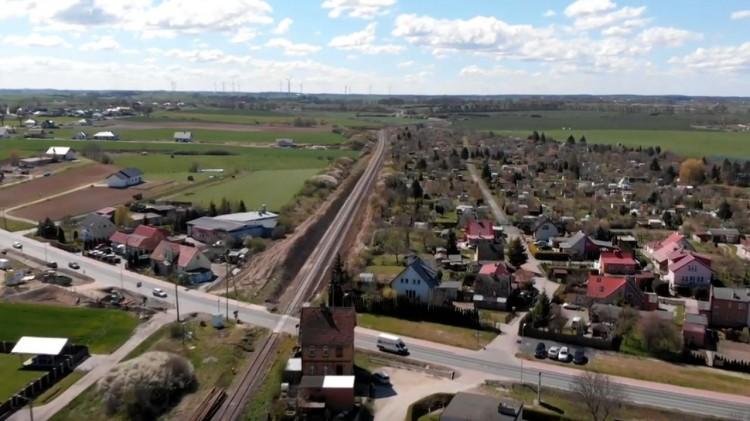 Co dalej z linią kolejową 207 na trasie Malbork-Kwidzyn? - pyta posłanka KL Ministra Infrastruktury.