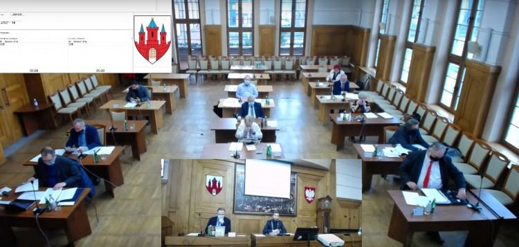 Malbork. Budżet miasta na 2021 r. został uchwalony. Zobacz nagranie XXVII Sesji Rady Miasta.