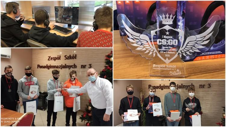 Malbork. W ZSP3 rozegrano Turniej E-sport – Pro Gaming w ramach budżetu obywatelskiego junior.