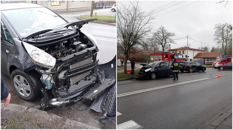 Jedna osoba ranna po wypadku drogowym w Starym Polu – weekendowy raport malborskich służb mundurowych.