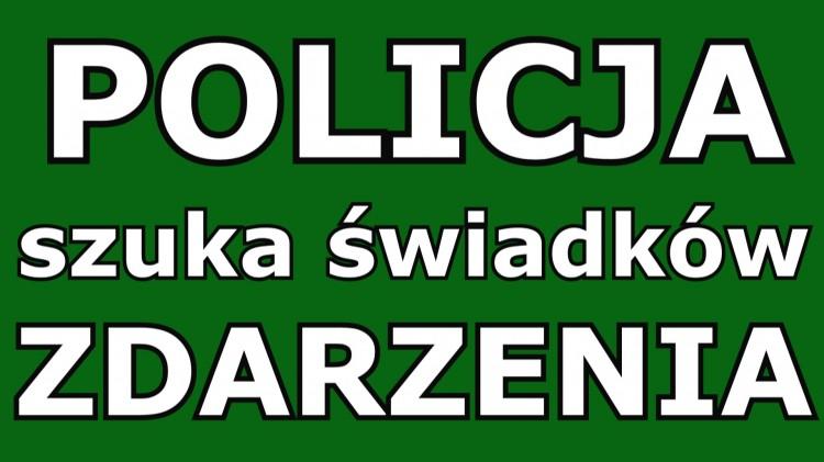 Malborska policja prosi o pomoc w ustaleniu sprawcy zdarzenia na Alei Rodła.