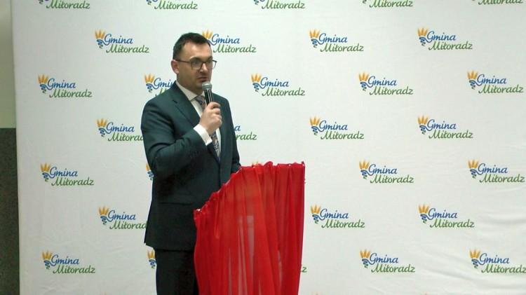 XXIV Sesja VIII Kadencji Rady Gminy Miłoradz - 01.02.2021