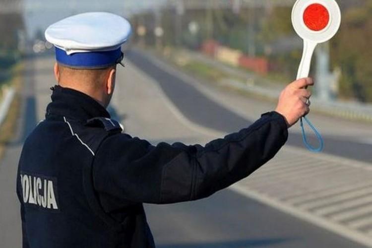 Jazda pod wpływem narkotyków – weekendowy raport malborskich służb mundurowych.