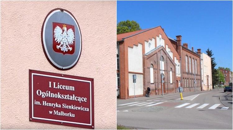 """Malbork. """"Sto pytań do Heńka"""" - akcja samorządu uczniowskiego I LO."""