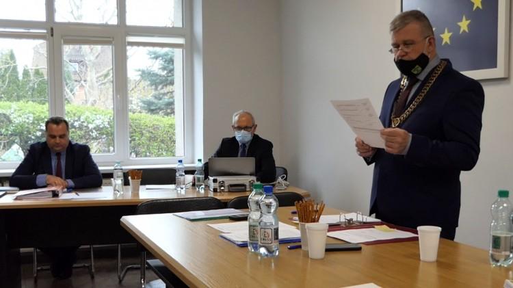 XXI sesja Rady Gminy Malbork – 29.4.2021 r.