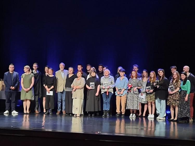 Malbork. Wyróżnienia w Ogólnopolskim Konkursie Recytatorskim.