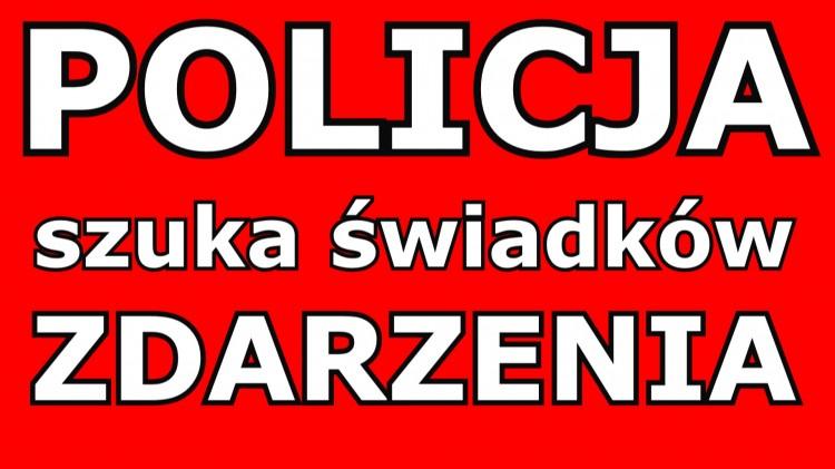 Malbork. Policja szuka świadków zdarzenia na Kotarbińskiego.