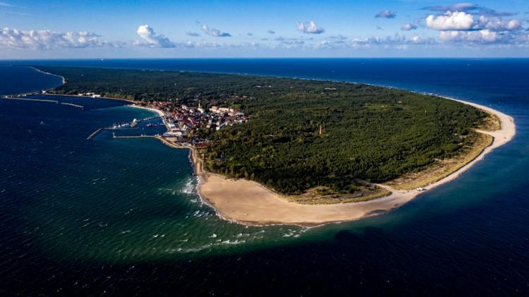 Disney kręci na Kaszubach! Miejscem akcji filmu będzie wyspa Hel.