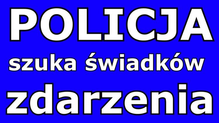 Malborska policja szuka świadków kilku zdarzeń drogowych.