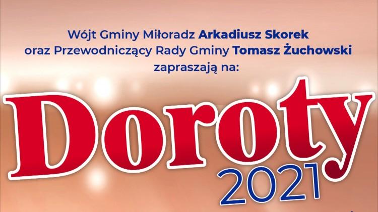 Miłoradz. Aktor Michał Milowicz wystąpi na rozdaniu nagród Doroty 2021.