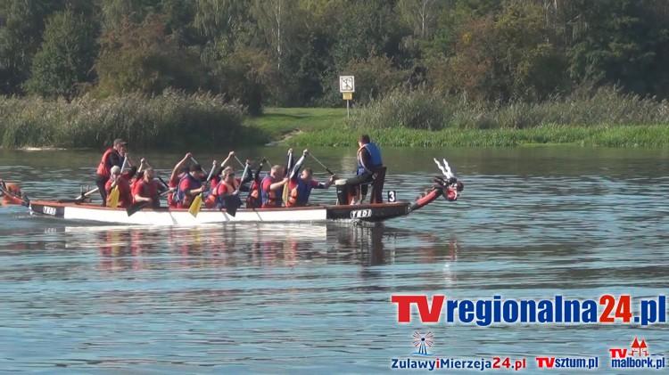X Długodystansowe Mistrzostwa Polski Smoczych Łodzi w Malborku - 03.10.2015