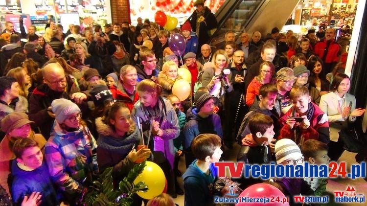 Dekada Malbork już działa. Jak się podoba nowa galeria handlowa? Zobacz wideo z otwarcia - 27.11.2015
