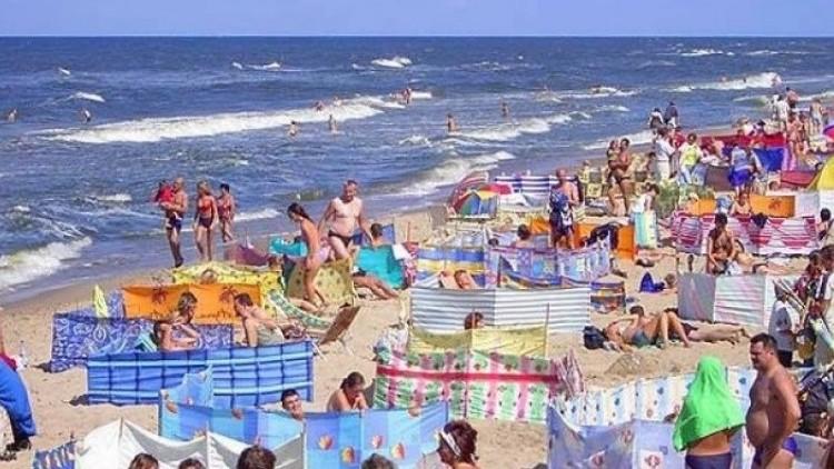 Krynica Morska. Cofnięty zakaz kąpieli. Dobra wiadomość dla plażowiczów…