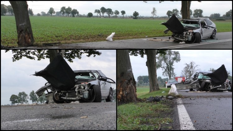 Kolejny wypadek na łuku za Starym Polem. Dwie kobiety trafiły do szpitala…