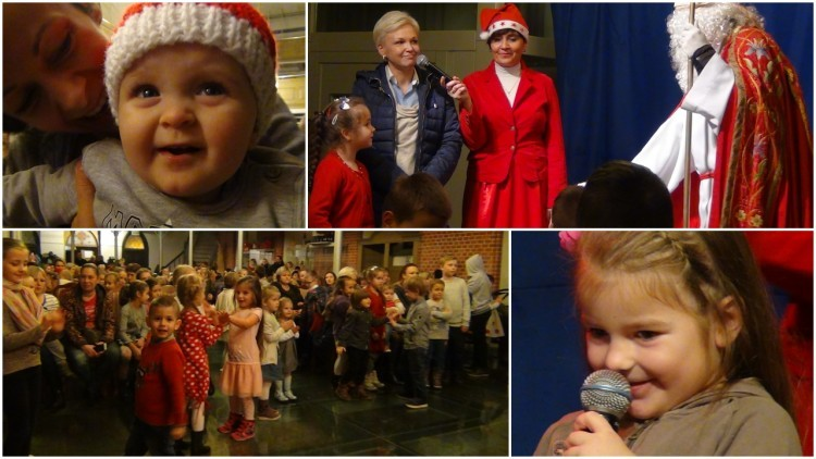 W tym roku Św. Mikołaj trafił do wszystkich dzieci. Mikołajki w Nowym…