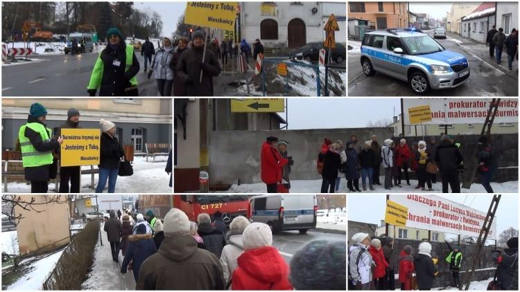 SZTUM: Protest mieszkańców przeciwko Antoniemu Fili. Zobacz pełne nagranie…
