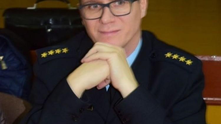 Nowy Dwór Gd. Powierzenie obowiązków Komendanta Powiatowego PSP Jarosławowi…