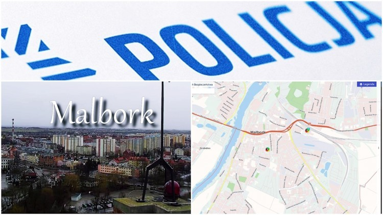Mapa Zagrożeń: Co najczęściej zaznaczają użytkownicy z Powiatu Malborskiego?…