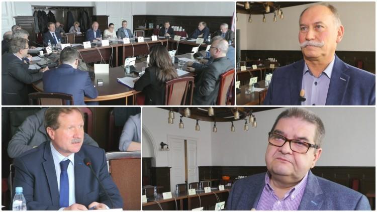 Most tczewski i sprawozdanie prezesa szpitala. XXI Sesja Rady Powiatu…