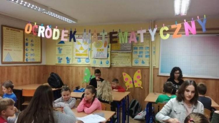 Malbork : Spotkania z matematyką w Szkole Podstawowej nr 2 - 22.09.2017