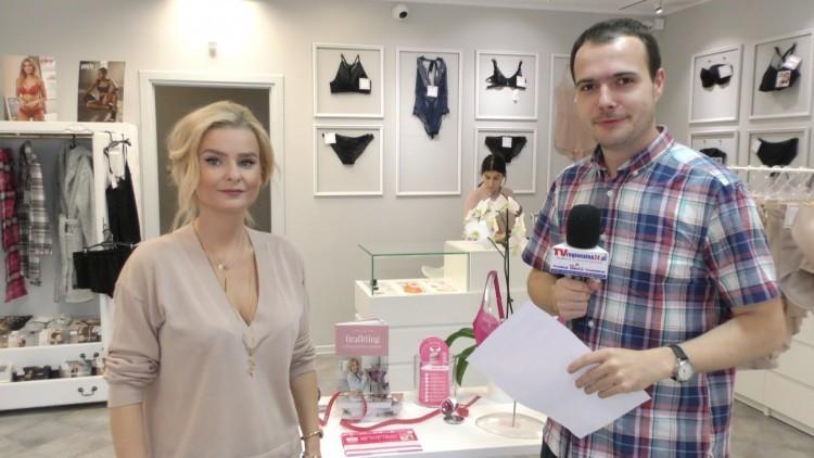 Izabela Sakutova z Malborka autorką książki o dbaniu o zdrowe i piękne…