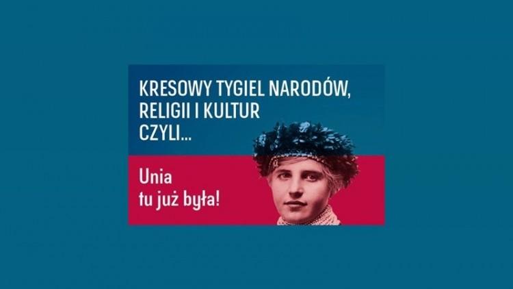 """Zaprasza na prezentację Tomasza Kuby Kozłowskiego """"Kresowy tygiel…"""