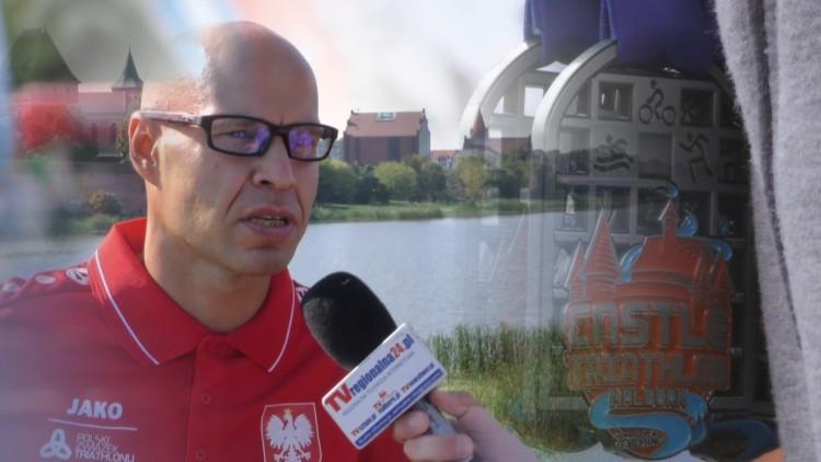 Zmiany i nowości w Castle Triathlon Malbork. Rozmowa z Marcinem Waniewskim…