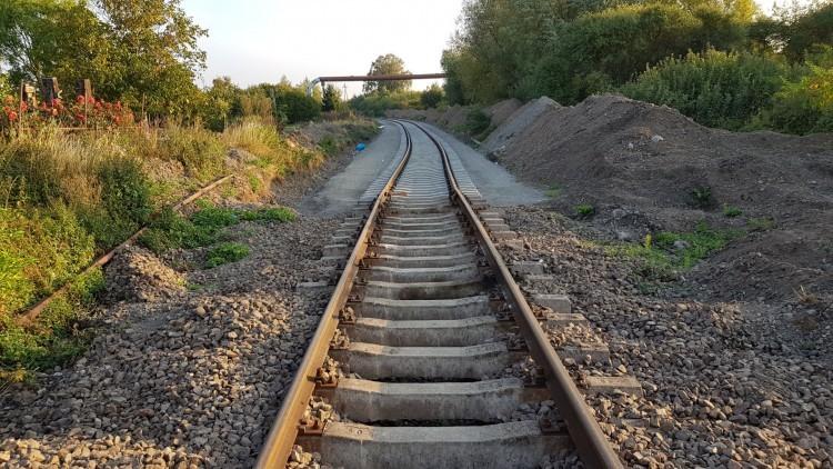 Trwa rewitalizacja linii kolejowej nr 207 odcinek granica województwa…