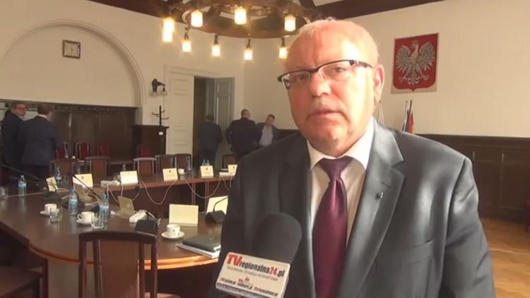 VII sesja Rady Powiatu Malborskiego. Retransmisja