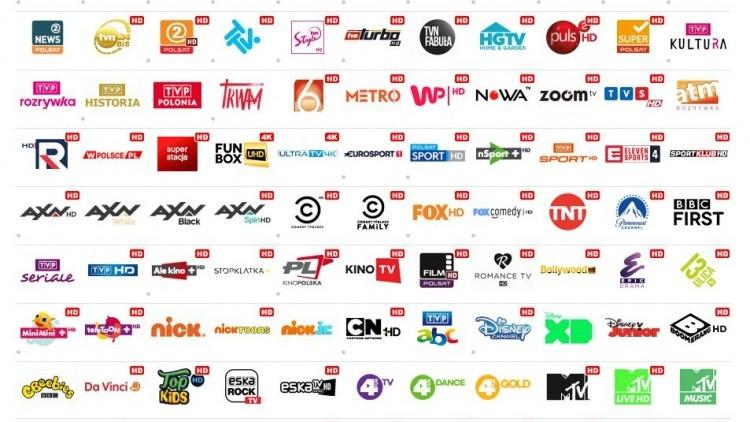 Nowe Pakiety z kanałami HD i 4K z internetem 150 MB/s. Sprawdź telewizja…