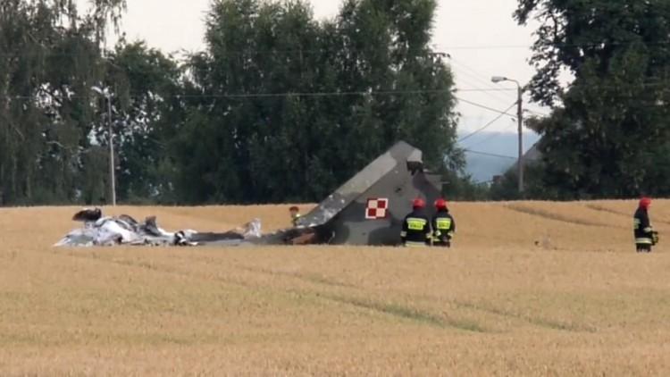 Pilot MiG-29 zginął, bo nie zadziałał fotel. Polska Grupa Zbrojeniowa…