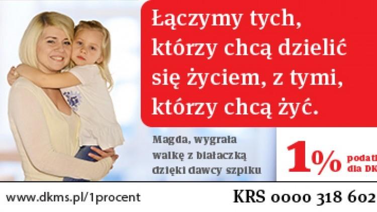 Malbork: Dzień Dawcy Szpiku dla Piotra Jacyno i innych – 7-8.05.2016
