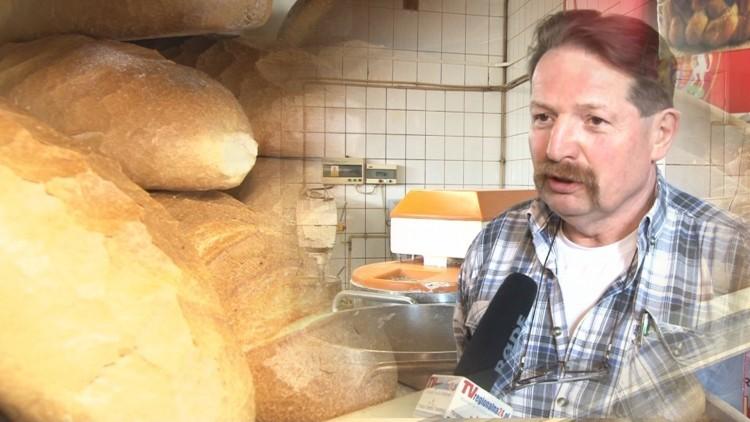 Chleb na zakwasie czy drożdżach? Szef piekarni Koszykowa Andrzej Wolanin…