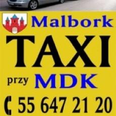 Postój Taxi 24 / h - tel. 55 647 21 20
