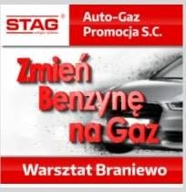 Auto-Gaz Promocja S.C. Zmień benzynę na gaz !
