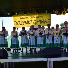 Gmina Ostaszewo. Mega zabawa. Super Dożynki w Nowej Cerkwi - 24.09.2016